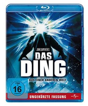 Das Ding aus einer anderen Welt (1981) [Blu-ray]