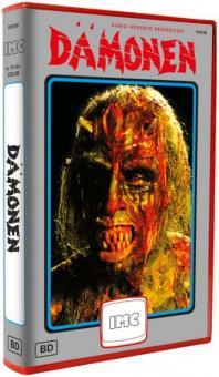 Dämonen 2 - Dance of the Demons 1 (Limited IMC Red Box, Vol. 18) (1985) [FSK 18] [Blu-ray]