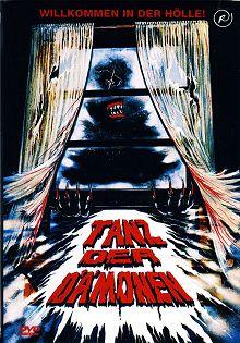 Tanz der Dämonen (Cover A) (1990) [FSK 18]