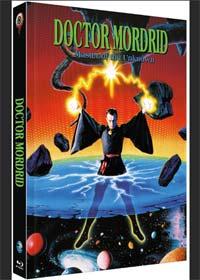 Doctor Mordrid (Limited Uncut Mediabook, Blu-ray+DVD, Cover B) (1992) [Blu-ray]