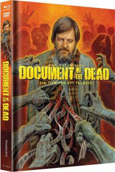 The Definitive Document of The Dead (Limited Mediabook, Blu-ray+DVD) (1989) [FSK 18]