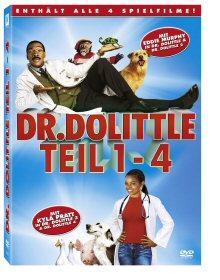 Dr. Dolittle 1 - 4 (4 DVDs)