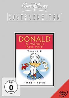 Donald - Im Wandel der Zeit 2: 1942-1946 (2 DVDs)