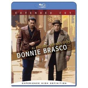 Donnie Brasco (Extended Cut) (1997) [US Import] [Blu-ray]