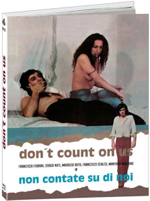 Don't Count on Us (Limited Mediabook, Cover A) (1978) [FSK 18] [Blu-ray]