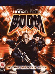 Doom - Der Film (2005) [UK Import mit dt. Ton] [Blu-ray]