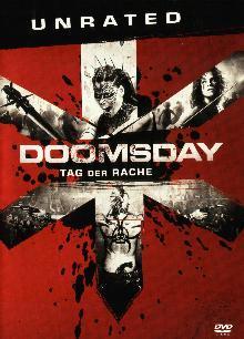 Doomsday - Tag der Rache (Uncut) (2008) [FSK 18] [Gebraucht - Zustand (Sehr Gut)]