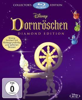 Dornröschen (2 Discs Limited Collector's Edition im Digibook) (1959) [Blu-ray]