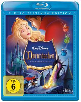 Dornröschen (2 Discs Platinum Edition) (1959) [Blu-ray]