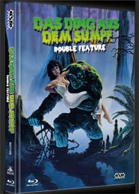Das Ding aus dem Sumpf 1&2 (Limited Mediabook, 2 Blu-ray's) [Blu-ray]