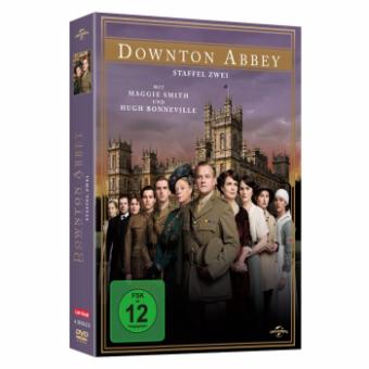 Downton Abbey - Staffel Zwei (4 DVDs)