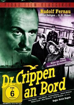 Dr. Crippen an Bord (1942) [Gebraucht - Zustand (Sehr Gut)]