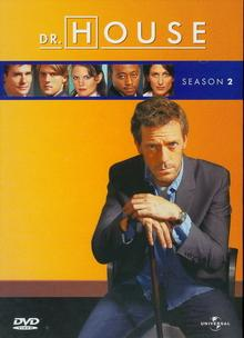 Dr. House - Season 2 (6 DVDs)