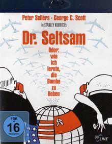 Dr. Seltsam oder wie ich lernte, die Bombe zu lieben (1964) [Blu-ray]