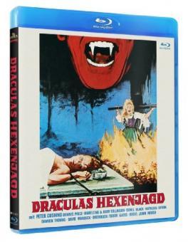 Draculas Hexenjagd (1971) [Blu-ray]