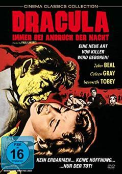 Dracula - Immer Bei Anbruch Der Nacht (1957) [Gebraucht - Zustand (Sehr Gut)]