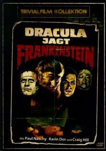 Dracula jagt Frankenstein - Trivialfilm Kollektion 1 (1970) [FSK 18] [Gebraucht - Zustand (Sehr Gut)]