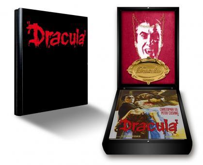 Dracula (Limited Mediabook in Holzbox) (1958) [Blu-ray]