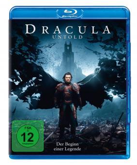 Dracula Untold (2014) [Blu-ray] [Gebraucht - Zustand (Sehr Gut)]