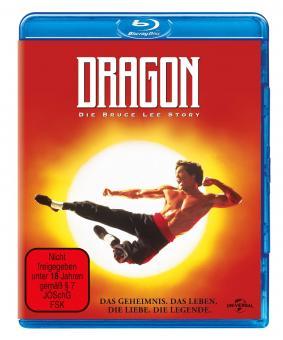 Dragon - Die Bruce Lee Story (1993) [FSK 18] [Blu-ray]