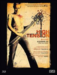 High Tension (Uncut Limitierte Kleine Hartbox Cover C) (2003) [FSK 18] [Blu-ray]