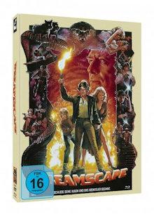 Dreamscape - Höllische Träume (Limited Mediabook, Blu-ray+DVD, Cover A) (1984) [Blu-ray]