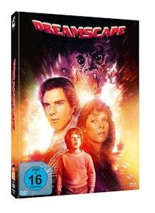 Dreamscape - Höllische Träume (Limited Mediabook, Blu-ray+DVD, Cover B) (1984) [Blu-ray]