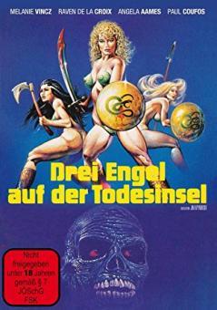 Drei Engel auf der Todesinsel (Limited Edition) (1984) [FSK 18]