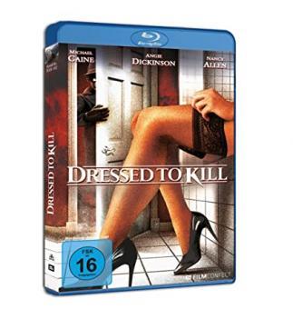 Dressed to Kill (Uncut) (1980) [Blu-ray]