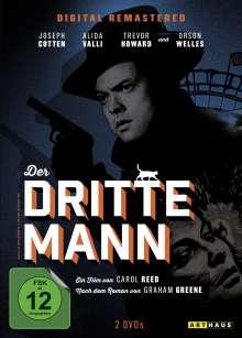 Der dritte Mann (Digital Remastered, 2 Discs) (1949)