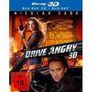 Drive Angry (2D + 3D Version) (2011) [FSK 18] [3D Blu-ray]