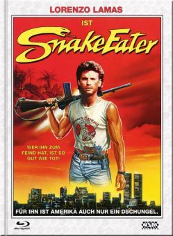 Snake Eater (Limited Mediabook, Blu-ray+DVD, Cover B) (1989) [FSK 18] [Blu-ray]