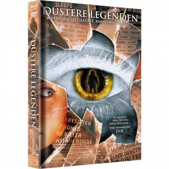 Düstere Legenden (Limited Mediabook, Blu-ray+DVD, Cover C) (1998) [Blu-ray]