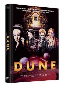 Dune - Der Wüstenplanet (Limited Mediabook, 2 Discs, Cover B) (1984) [Blu-ray]