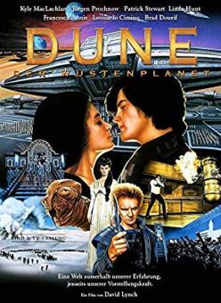 Dune - Der Wüstenplanet (Limited Mediabook, 2 Discs, Cover C) (1984) [Blu-ray]