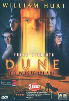 Dune - Der Wüstenplanet (TV-Neuverfilmung, 2 DVDs) (2000) [Gebraucht - Zustand (Sehr Gut)]