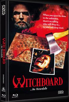 Witchboard...die Hexenfalle (Limited Mediabook, Blu-ray+DVD, Cover C) (1986) [Blu-ray]