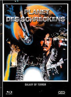 Galaxy of Terror - Planet des Schreckens (Limited Mediabook, Blu-ray+DVD, Cover B) (1981) [Blu-ray]