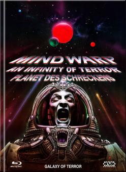 Galaxy of Terror - Planet des Schreckens (Limited Mediabook, Blu-ray+DVD, Cover C) (1981) [Blu-ray]