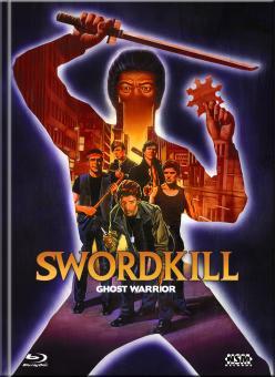 Swordkill (Limited Mediabook, Blu-ray+DVD, Cover B) (1986) [FSK 18] [Blu-ray]