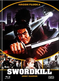 Swordkill (Limited Mediabook, Blu-ray+DVD, Cover C) (1986) [FSK 18] [Blu-ray]