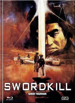 Swordkill (Limited Mediabook, Blu-ray+DVD, Cover D) (1986) [FSK 18] [Blu-ray]