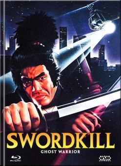Swordkill (Limited Mediabook, Blu-ray+DVD, Cover E) (1986) [FSK 18] [Blu-ray]