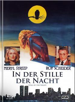 In der Stille der Nacht (Limited Mediabook, Blu-ray+DVD, Cover B) (1982) [Blu-ray]