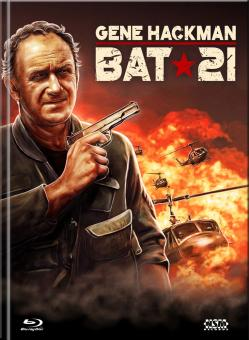 Bat 21 - Mitten im Feuer (Limited Mediabook, Blu-ray+DVD, Cover C) (1988) [Blu-ray]