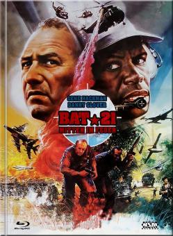Bat 21 - Mitten im Feuer (Limited Mediabook, Blu-ray+DVD, Cover D) (1988) [Blu-ray]