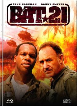 Bat 21 - Mitten im Feuer (Limited Mediabook, Blu-ray+DVD, Cover E) (1988) [Blu-ray]