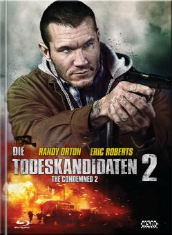Die Todeskandidaten 2 - The Condemned 2 (Limited Mediabook, Blu-ray+DVD, Cover A) (2015) [FSK 18] [Blu-ray]