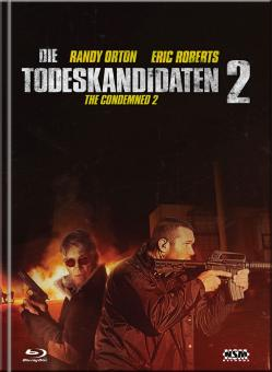 Die Todeskandidaten 2 - The Condemned 2 (Limited Mediabook, Blu-ray+DVD, Cover B) (2015) [FSK 18] [Blu-ray]