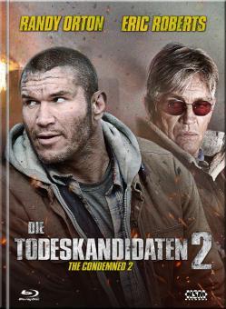 Die Todeskandidaten 2 - The Condemned 2 (Limited Mediabook, Blu-ray+DVD, Cover C) (2015) [FSK 18] [Blu-ray]